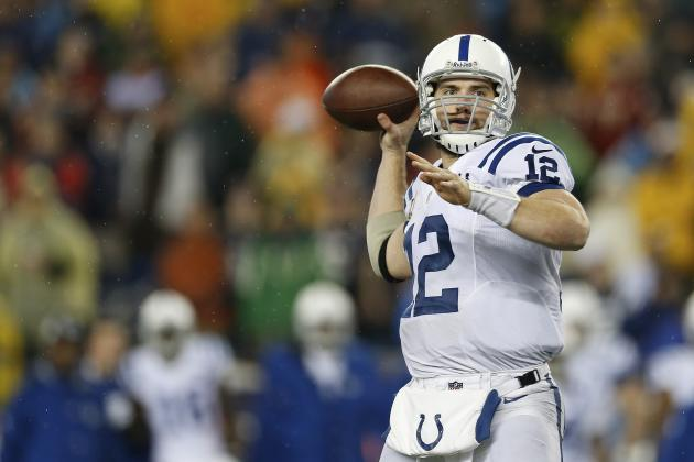 Projecting Indianapolis Colts Depth Chart After Peak of Free Agency