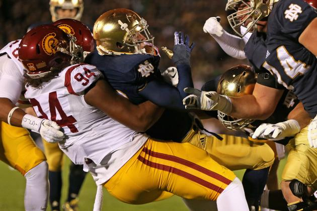 Notre Dame Football: The Top 10 Opposing Players the Irish Will Face in 2014
