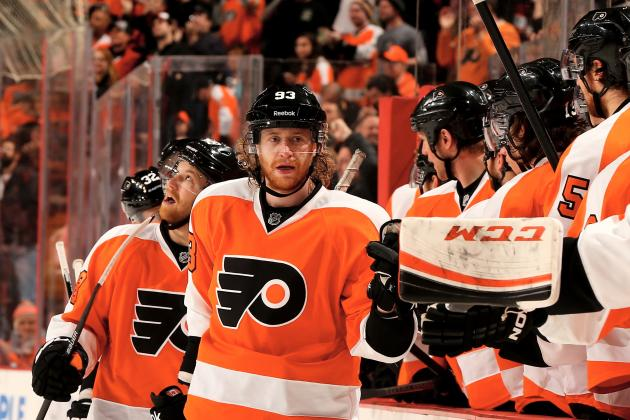 The 5 Biggest Questions for Philadelphia Flyers in the Home Stretch in 2013-14
