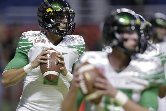 Pac-12 Football: Updating Every Team's Quarterback Situation