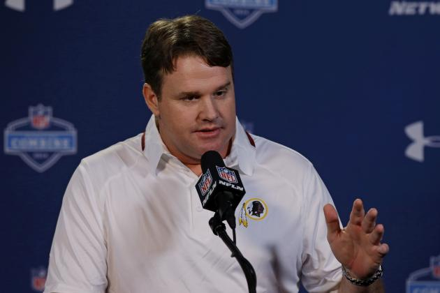 5 Best-Case Scenarios for Washington Redskins in 2014 NFL Draft