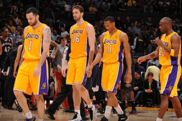 5 LA Lakers Who Represented the Franchise Properly This Season