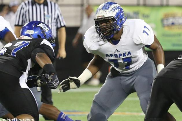 Scouting Report, Video Highlights and Predictions for 5-Star Martez Ivey