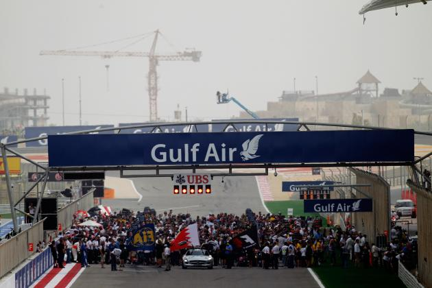 Bahrain Grand Prix 2014 Preview: Start Time, TV Info, Weather, Schedule, Odds