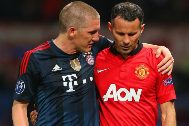 Manchester United vs. Bayern Munich: 4 Defining Statistics from Their UCL Clash