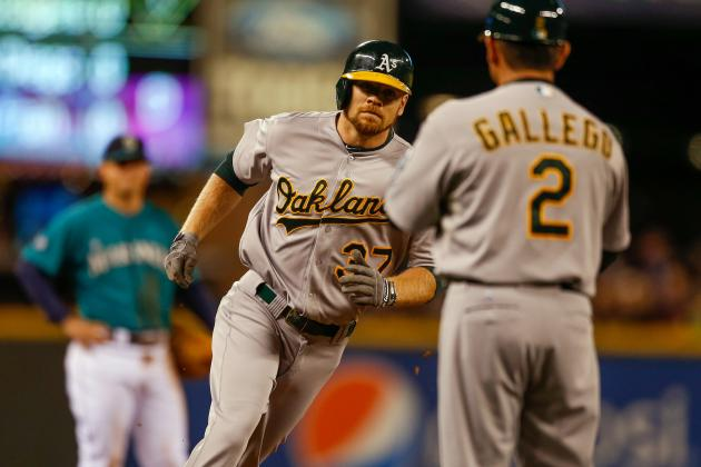 6 Keys for the Oakland A's to Dominate the Series vs. the Seattle Mariners