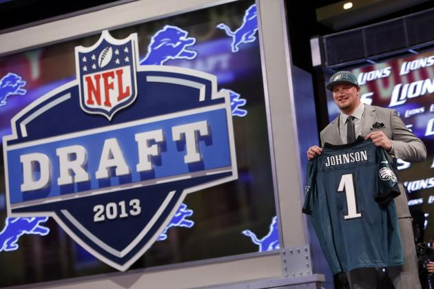 2014 NFL Mock Draft: Complete Philadelphia Eagles 7 Round Mock Draft