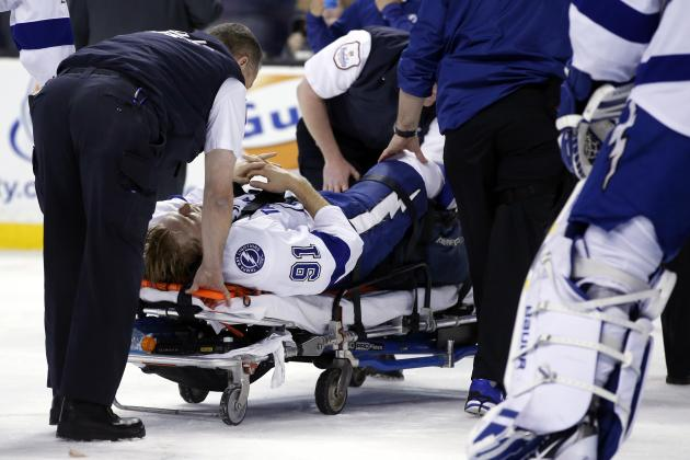 Every NHL Team's Most Significant Injury in 2013-14 Season
