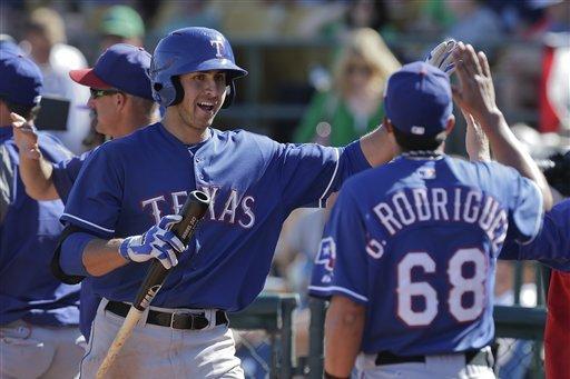 Breaking Down Rangers' Top 10 Prospects at Start of 2014 Season