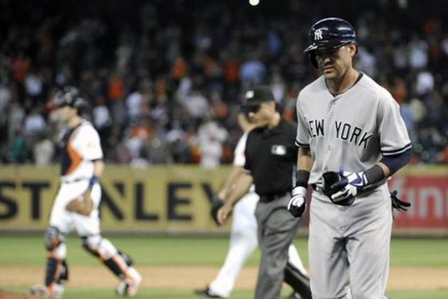 New York Yankees Are Stacked at Leadoff, but Rest of Lineup Is the Issue