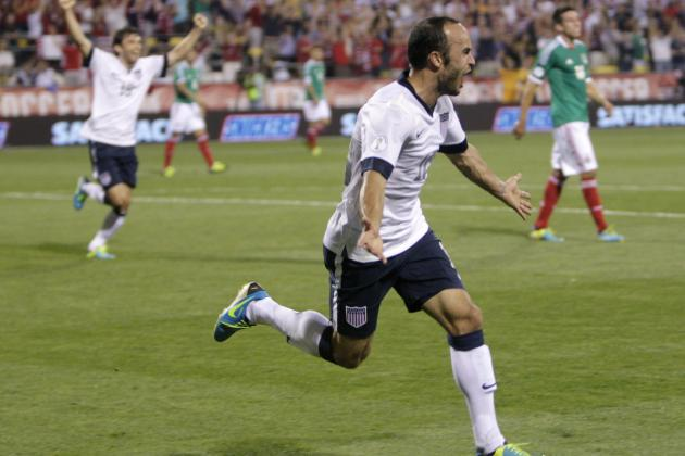 USA vs. Mexico: What to Watch for in Crucial USMNT Friendly