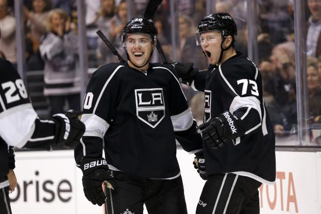 The Biggest X-Factors in the Remainder of Los Angeles Kings' Regular Season