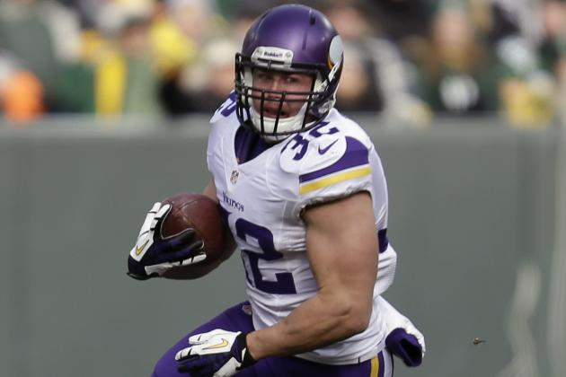 Minnesota Vikings' Top 5 Remaining Offseason Priorities