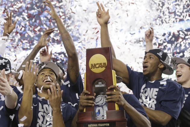 NCAA Tournament Championship Game Award Results
