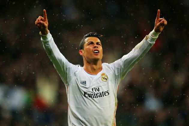 Champions League Team of the Week: Cristiano Ronaldo, Lionel Messi, Neymar