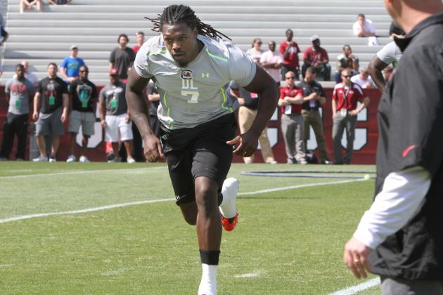 The Biggest Takeaways from 2014 Pro Day Workouts