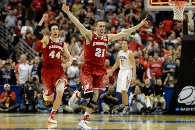 March Madness 2014: Wisconsin's Blueprint to Beat Kentucky in the Final Four