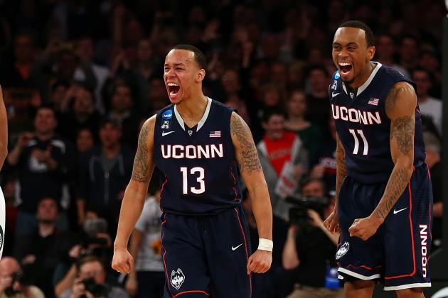 March Madness 2014: UConn's Blueprint to Beat Florida in the Final Four