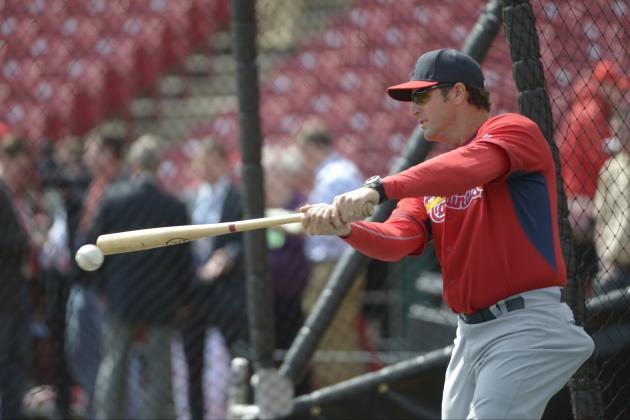 5 Reasons to Be Optimistic for St. Louis Cardinals' 2014 Season