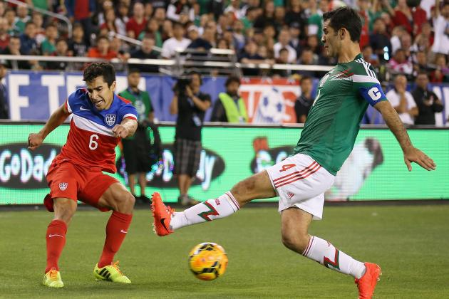 6 Things Mexico Learned from Friendly with USA