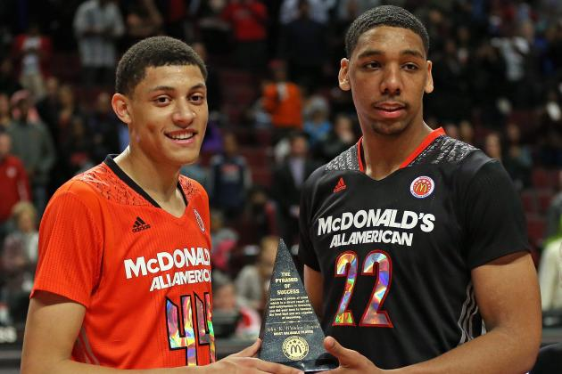 2014 McDonald's All-American Game: Report Card for Every Player