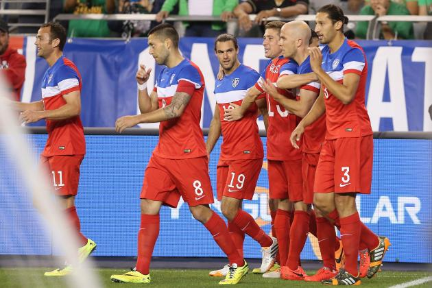 6 Things USA Learned from Friendly with Mexico