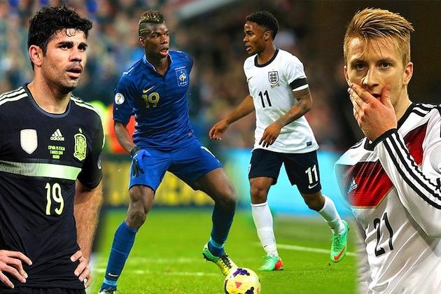 FIFA World Cup 2014: 50 Players with 20 Caps or Fewer Who Could Star in Brazil