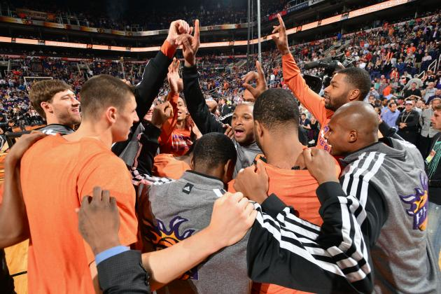 5 Things to Watch for During the Phoenix Suns' Final Games