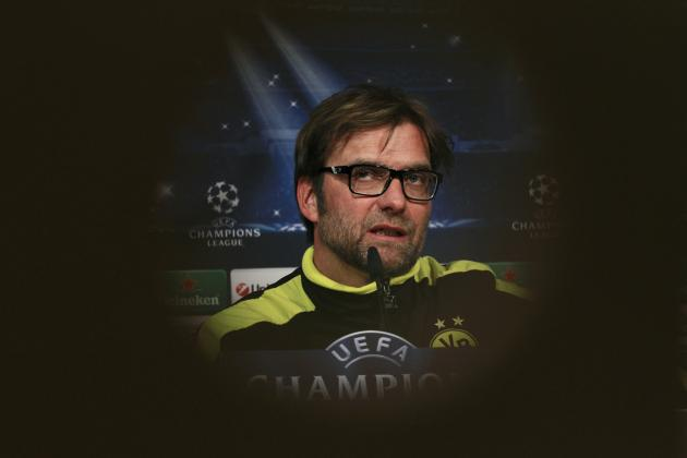Jurgen Klopp's 7 Angriest Moments