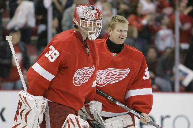 Ranking the 5 Most Clutch Goaltenders in Detroit Red Wings History