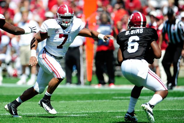 6 Bold Predictions for 2014 College Football Spring Games