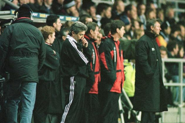 Newcastle United vs. Manchester United: Remembering United's 10 Worst Defeats