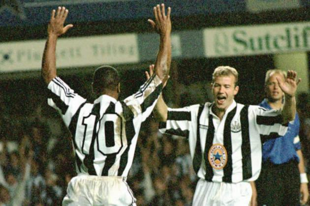What Became of the 1996 Newcastle United Team That Beat Manchester United 5-0?