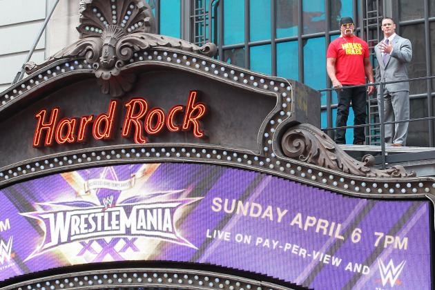 WWE Wrestlemania 30 Matches: Grading the Build for Every Match on the Card