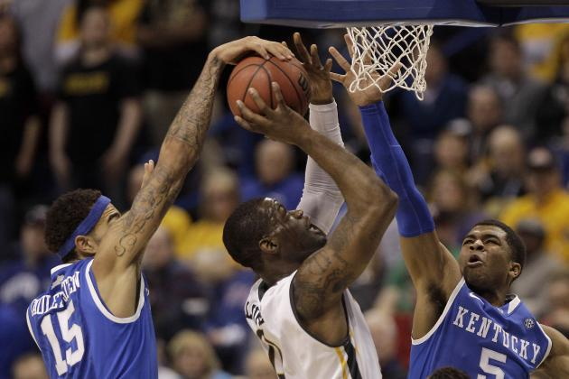 March Madness 2014: Kentucky's Blueprint to Beat Wisconsin in the Final Four