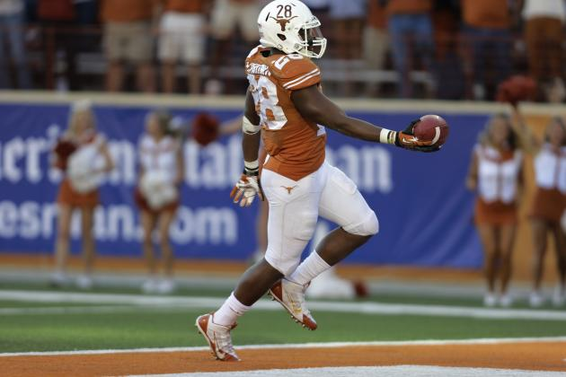 Texas Football: Winners and Losers from Longhorns' Spring Practice so Far