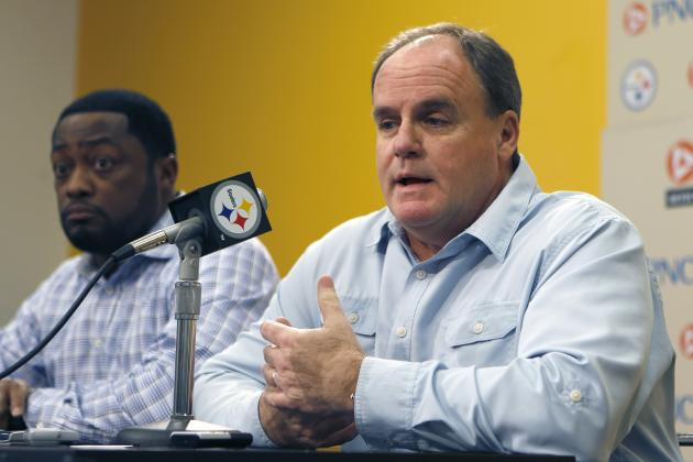 Where Should the Pittsburgh Steelers Address Each Position in the Draft?