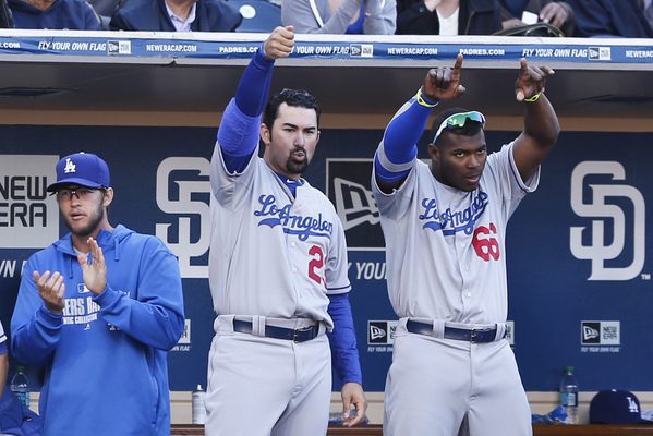 Biggest Winners and Losers from the 1st Week of Dodgers Baseball