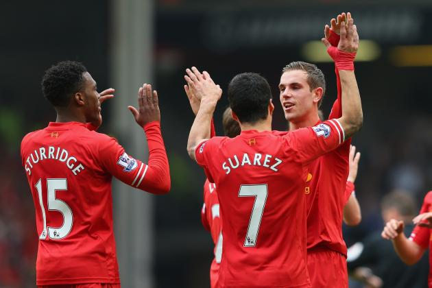 Premier League Preview: How Liverpool Will Line Up Against West Ham United