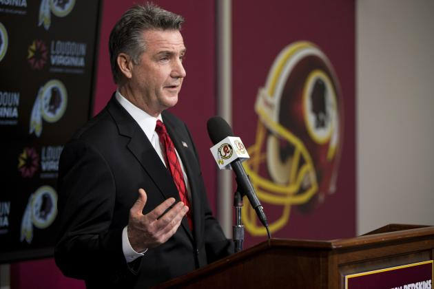 Washington Redskins: 6 Creative Moves Bruce Allen Should Make on Draft Day