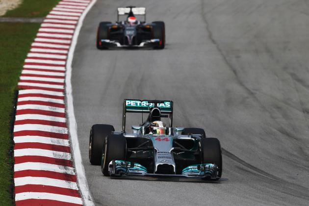 Bahrain Formula 1 Grand Prix 2014: Results, Times for Practice and Qualifying