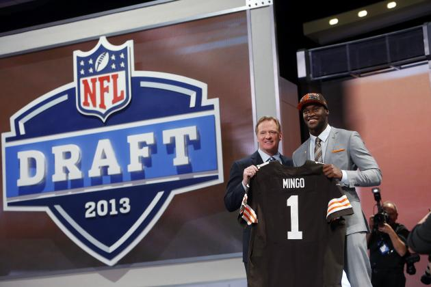 Complete Browns 7-Round Mock Draft for 2014