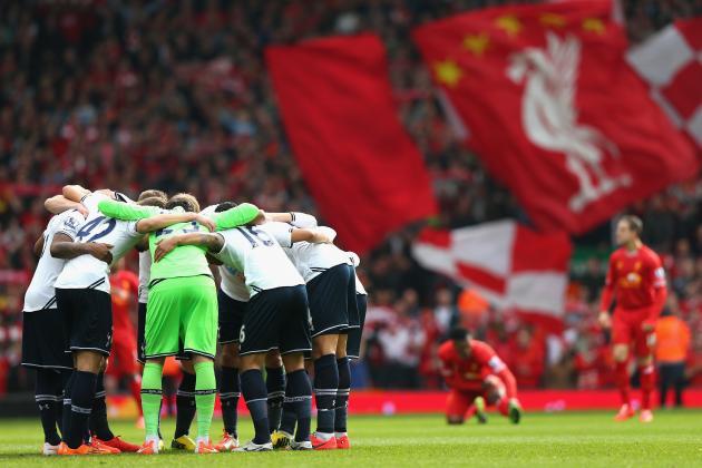 Premier League: How Tottenham Hotspur Will Line Up Against Sunderland
