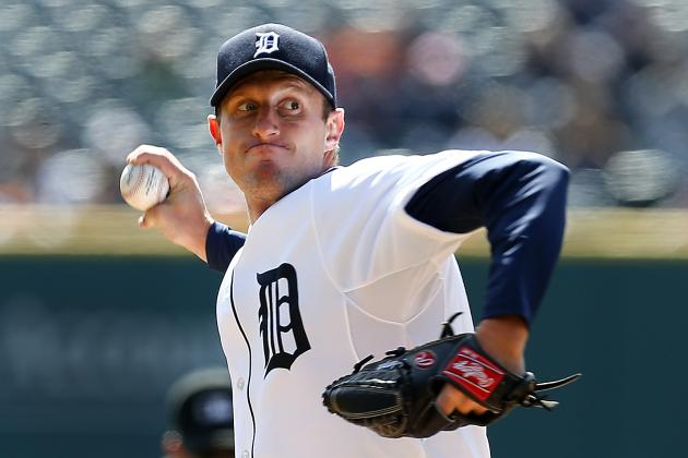 Fantasy Baseball 2014: Full Breakdown of Next Week's 2-Start Pitchers