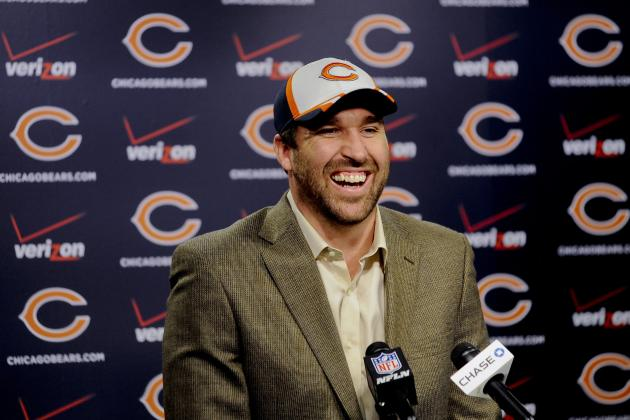 Reassessing Bears' Offseason Plan and Breaking Down What's Left to Address