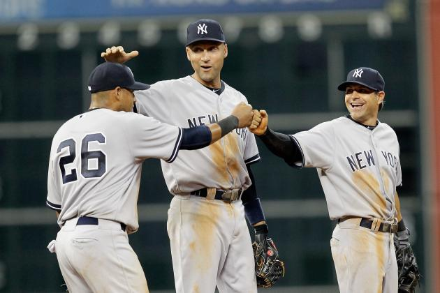5 Takeaways from New York Yankees' Opening Series vs. Houston Astros