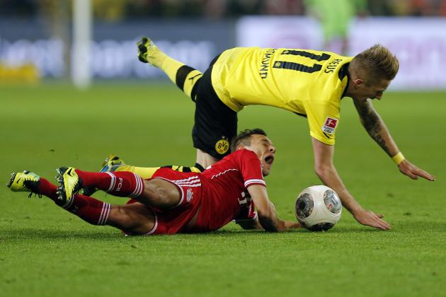 Bayern Munich vs. Borussia Dortmund: 20 Great Der Klassiker Moments