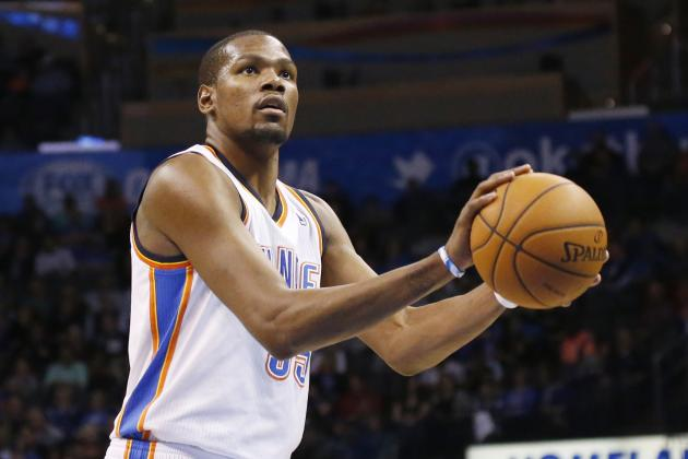Ranking Kevin Durant's Season with Greatest Scoring Wings in NBA History