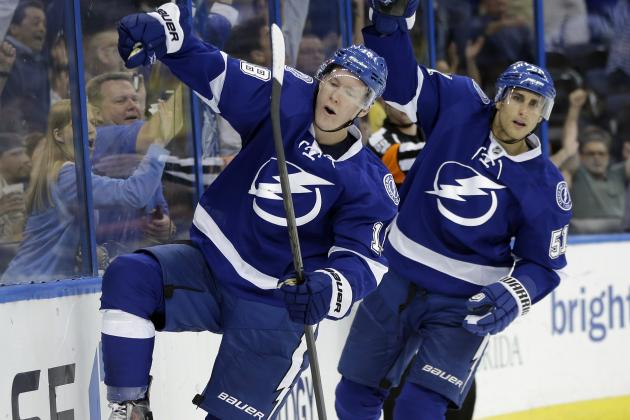 The Biggest X-Factors in the Remainder of Tampa Bay Lightning's Regular Season