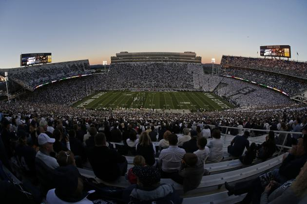 Penn State Football: 7 Players to Watch in Nittany Lions Spring Game
